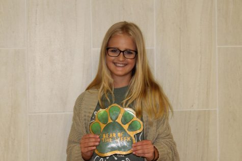 Bear of the Week: Shelby Smith