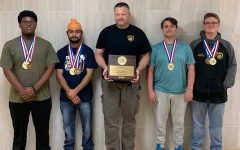 Students rack up awards at State UIL