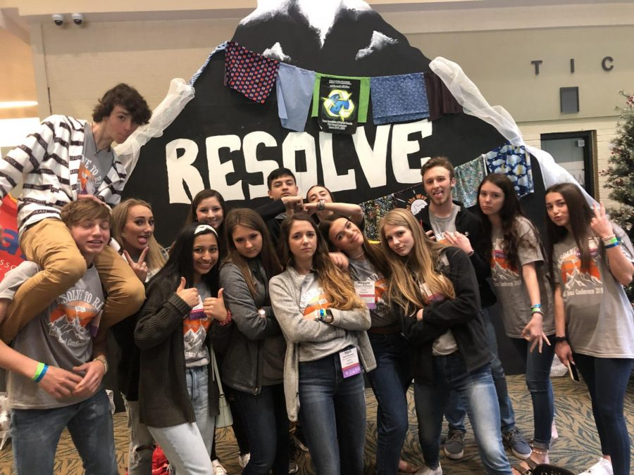 Student Council attends State Convention