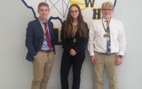 The debate team has had a successful start to the year.