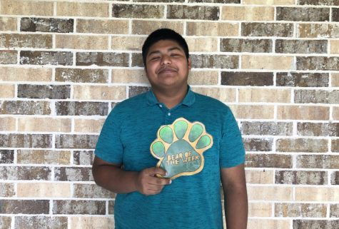 Bear of the Week: Cafeteria Staff