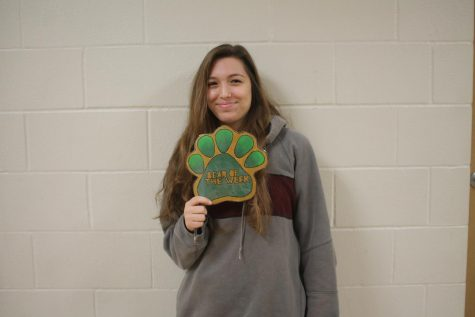 Bear of the Week: Nyah Patel