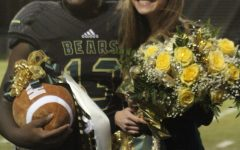 Holland and McCollum crowned at Homecoming