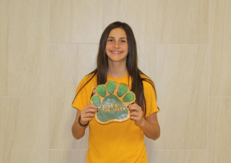 Bear of the Week: Brooklyn Leonard