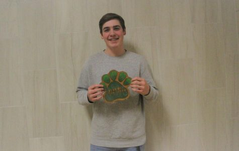 Bear of the Week: Luke Spell