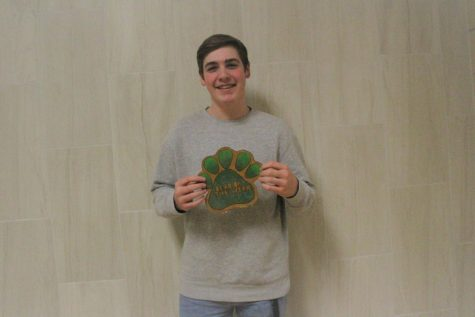 Bear of the Week: Alex Fenton