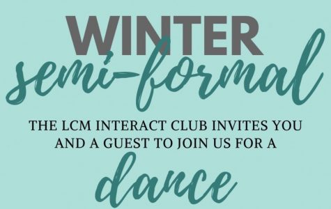 Interact to host winter semi-formal