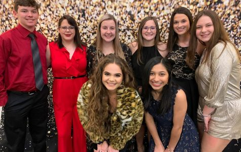 Interact Club attends gala