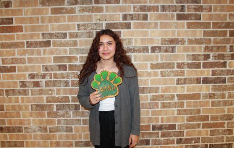 Junior Judith Hernandez enjoys spending time with her family and traveling.