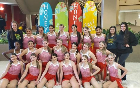 Honey Bears compete, bring home several awards