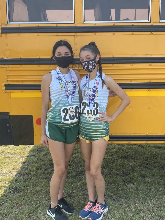 Cross country runs at Lake Houston Invitational