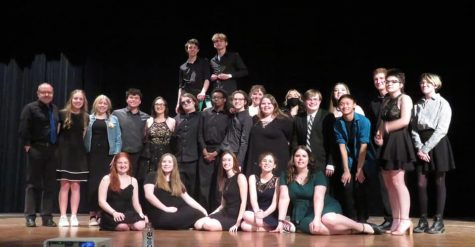 The Bear Stage Players recently won Bi-District and will compete at Region in April.