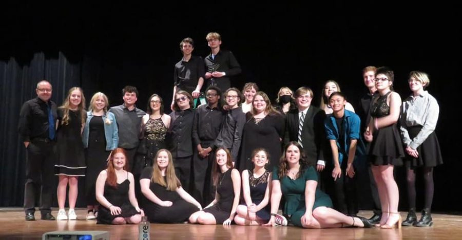 One-Act Play wins Bi-District, advances to Region
