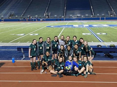 The Lady Bears beat Brazosport, 3-1, in overtime.