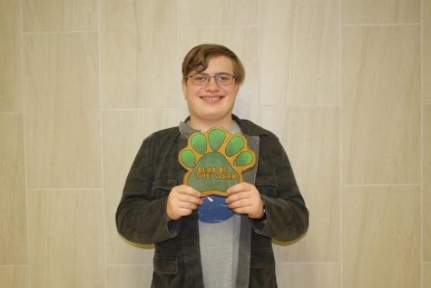 Sophomore Cole Watson enjoys theatre and debate, and he has excelled in both.