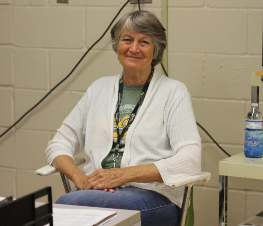 After a long and happy career at LCM, Gail Vincent will retire at the end of this school year.
