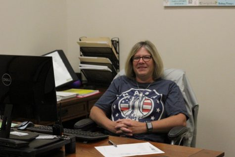After working at the junior high for several years, Leah LeBouef has now taken on the role of assistant principal at the high school.