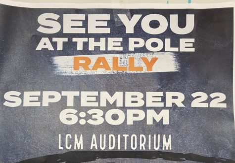 All students are invited to join the rally this Wednesday, Sept. 22.